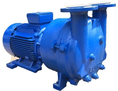 水环真空泵作业原理有哪些?